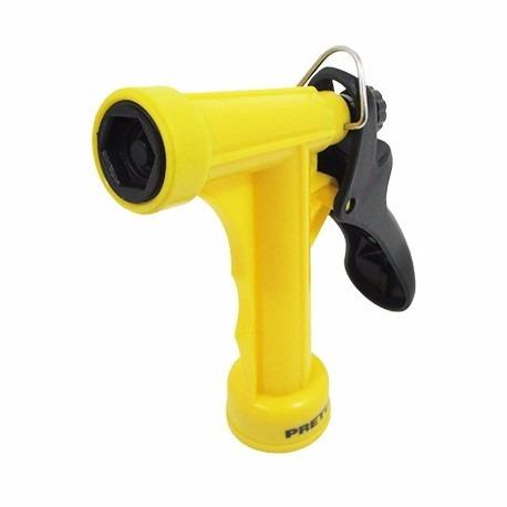 pistola para manguera riego ajustable