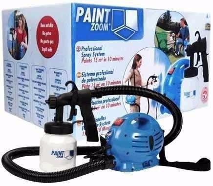 pistola para pintar con compresor - paint pinta sin esfuerzo