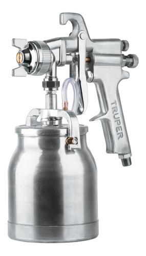 pistola para pintar de succión 1 l 30 a 50 psi truper