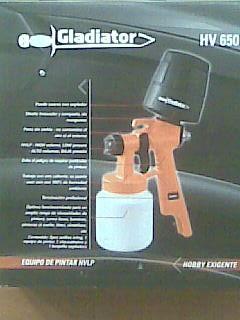 Pistola para pintar hvlp electrica en mercado libre - Pistolas electricas para pintar ...