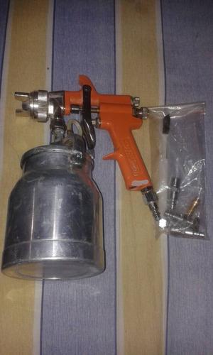 pistola para pintar truper