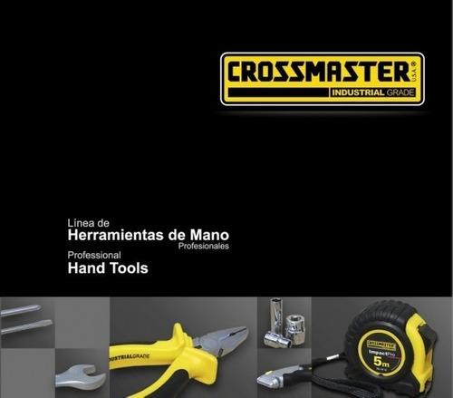 pistola para riego set 9 funciones jardin crossmaster  1/2