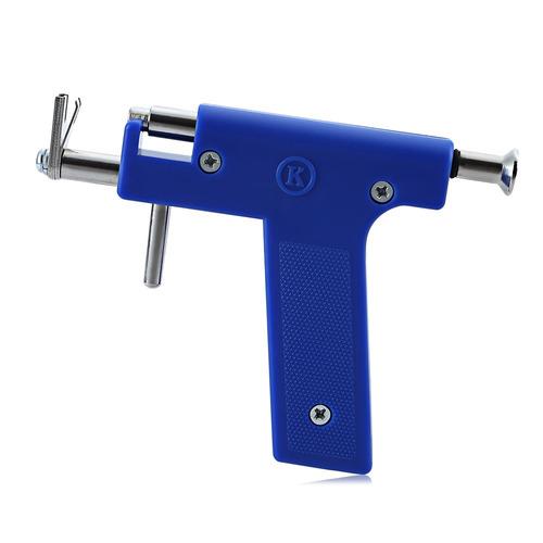 pistola perforación cuerpo ombligo profesional acero inoxida