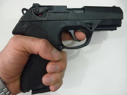 pistola pietro beretta p4  fogueo kimar detonadora salvas