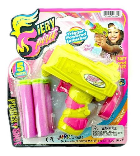 pistola pink espuma / ringastore