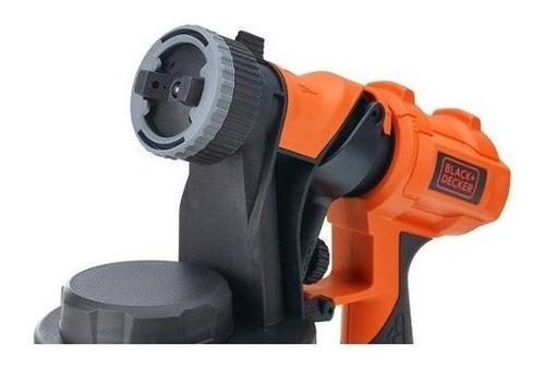 pistola pintar 1200w 900ml black decker bdph1200 cuotas