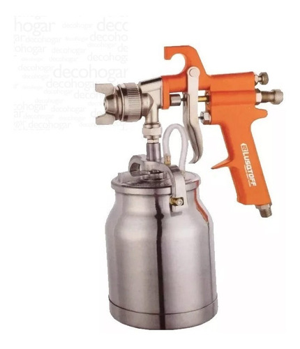 pistola pintar alta presión lusqtoff as-1050 metal no tijera