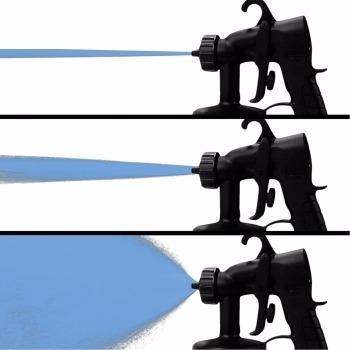 pistola pintar con
