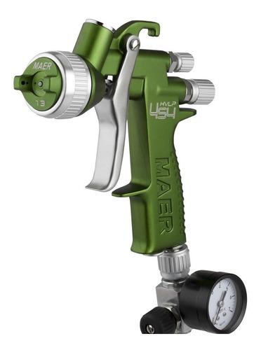 pistola pintar maer 454 buho hvlp profesional - sagitario