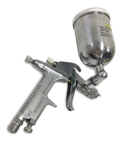 pistola pintar retoques aerografo barovo aluminio zona norte