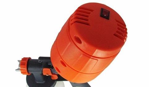 pistola pintura elétrica mini compressor portátil