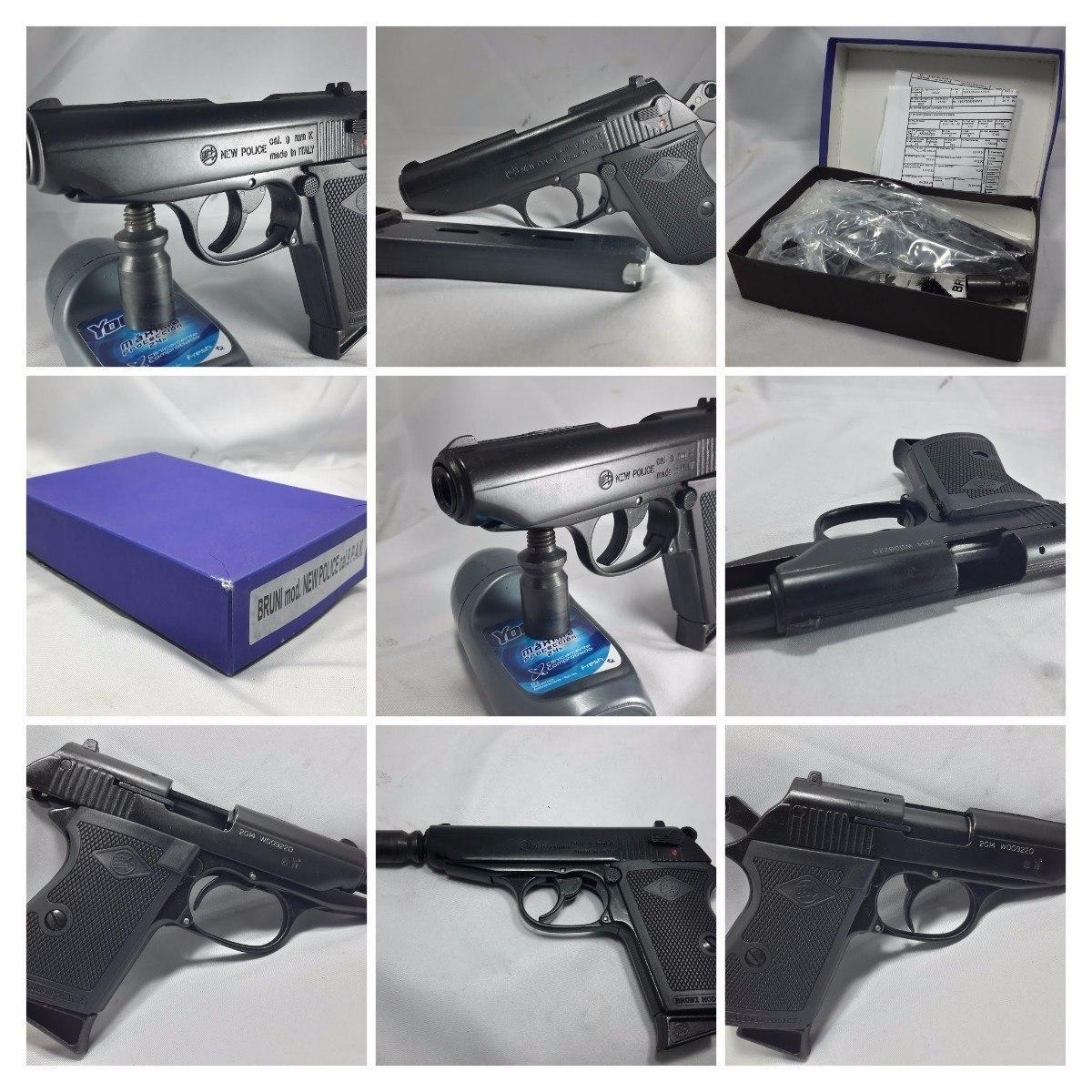 police compacta