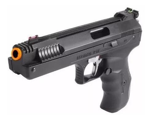 pistola pressão beeman 4.5mm + 250 chumbinhos 4,5mm