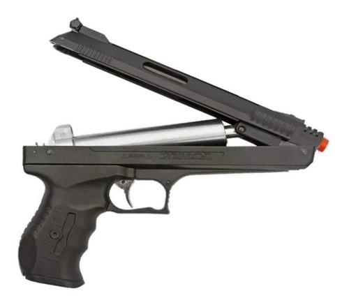 pistola pressão beeman 5.5mm + 125 chumbinhos 5,5mm