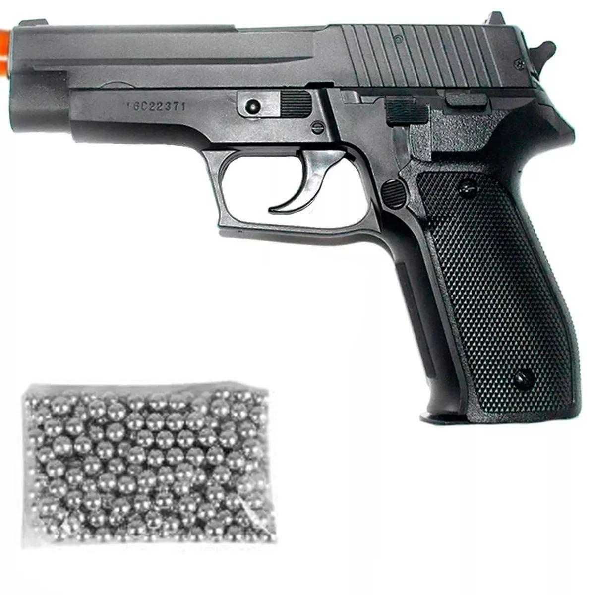 2e6bd218037 Pistola Pressão Sig Sauer P226 4