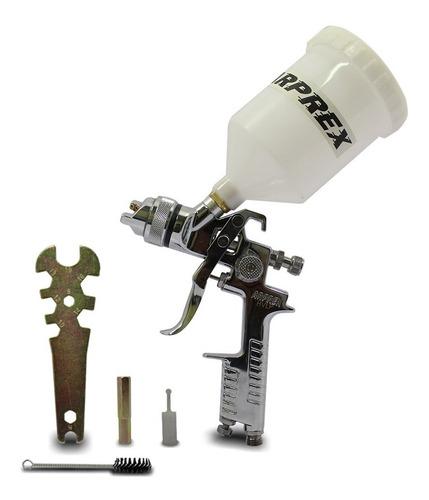 pistola profissional de pintura p/ gravidade hvlp arprex 827
