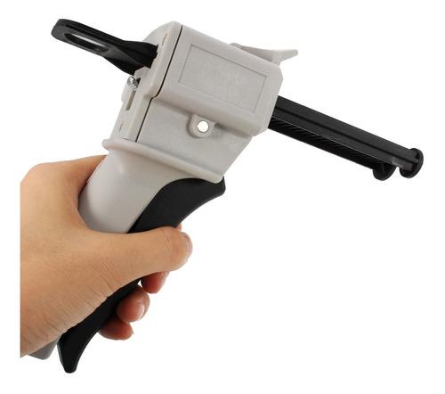 pistola propagación aplicador en forma de mezclado
