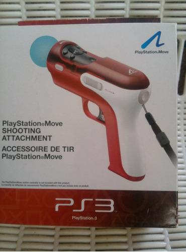 pistola ps3 play station move  original sony
