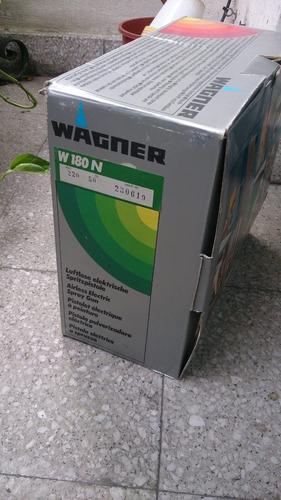 pistola pulverizadora wagner (sin uso)