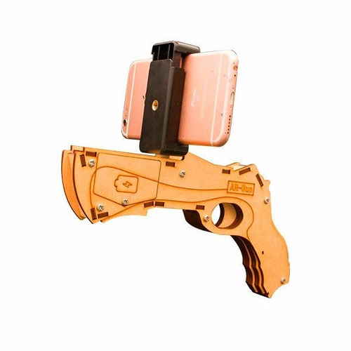 pistola realidad virtual bluetooth vr gun 3d vr box