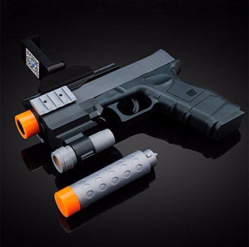Pistola Realidad Virtual Gamepad Celular Bluetooth Juguete