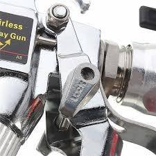 pistola revolver de pintura airless - pronta entrega tip 517