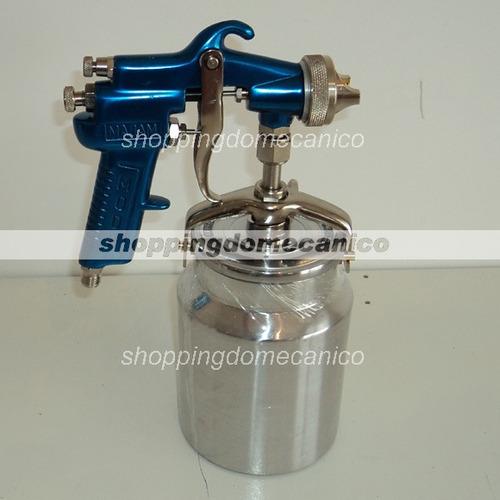 pistola revolver para pintura 2a arprex bico 1,6mm média mod