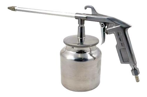 pistola rociadora con tacho neumatica wembley limpieza