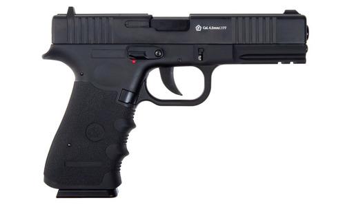 pistola semiautomática de co2 stinger 17 blowback 4,5mm