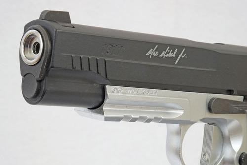 pistola sig sauer max michel blowback metal+regalos+envio