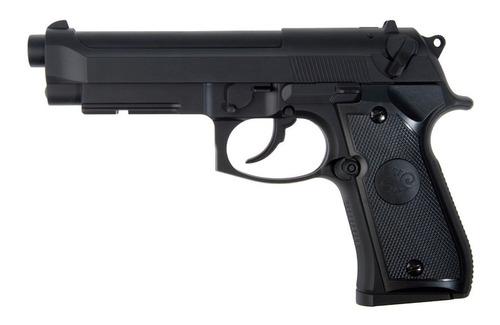 pistola stinger p92 potenciada semi automática +500bal+6 co2