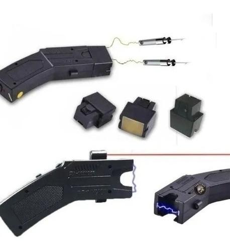 pistola taser stun gun paralizador defensa personal