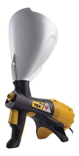 pistola texturizadora equipo para masillas powertex wagner