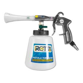 Pistola Tornador Limpeza Automotiva Higienização S/rolamento