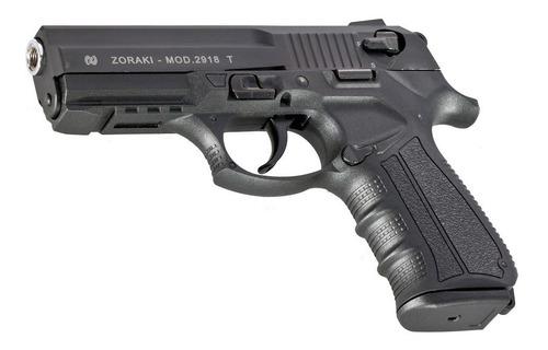 pistola traumática hk modelo 2918 p.a. 9mm + 10 municiones