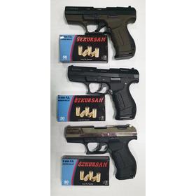Pistola Traumatica Lor Z88 Balas De Goma Envio Gratis