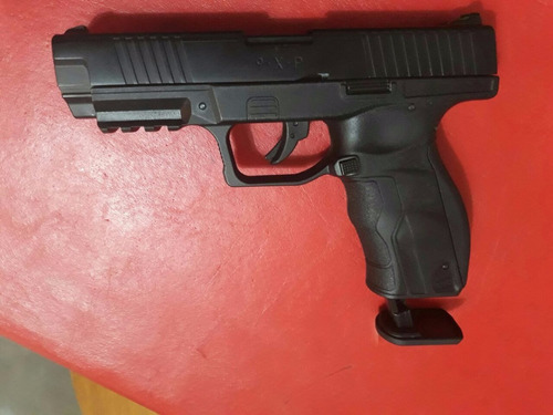 pistola umarex 9-x-p airsoft blow back bb acero 4,5/400 fps