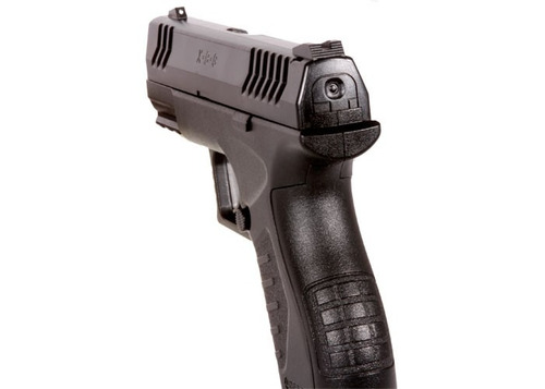 pistola umarex xbg calibre 4.5 manifiesto dian legal co2 gas