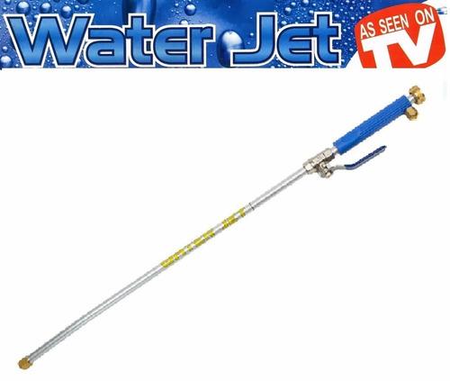 pistola water jet, hidrojet sin motor, 0riginal
