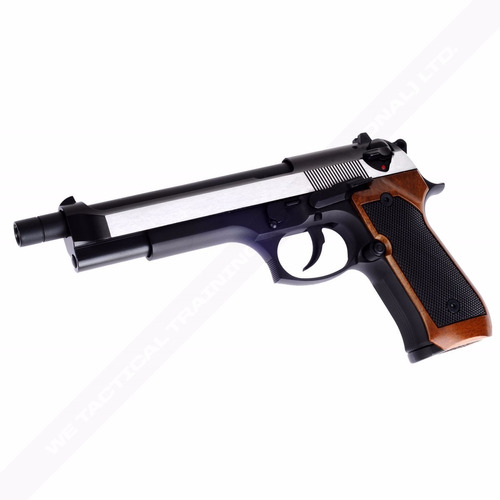 pistola we airsoft beretta m92 full metal tienda e-nonstop