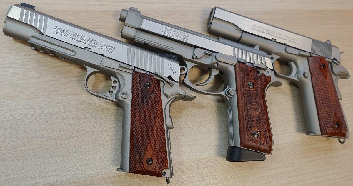 Pistolas Co2, Sa 1911, Sa 1911 Tactical, Sa 92f Swiss Arms ...