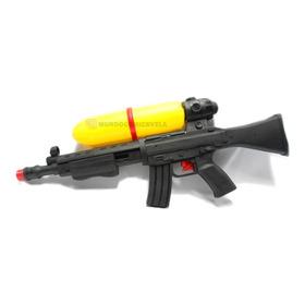 Pistolas De Agua Carnaval Medianas 45cm Aprox