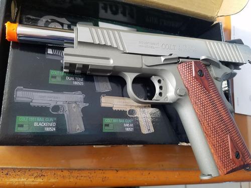 pistolas de co2 deportivo y green gas varios modelos