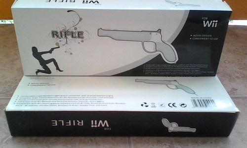 pistolas de wii 2x1