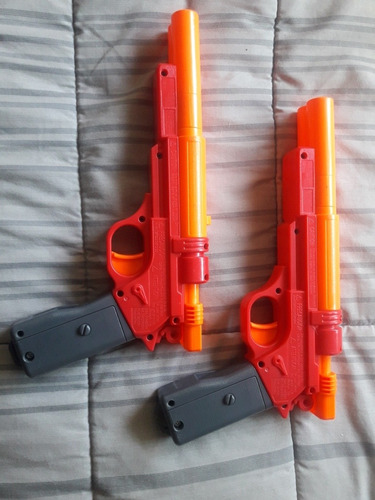 pistolas nerf star wars pack de dos