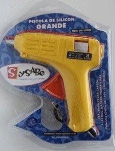 pistolas silicona grandes por bulto 6 pieza precio publicado