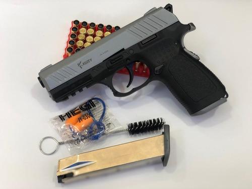 pistolas traumaticas walther p99 y kuzey p.a + 50 tiros chap