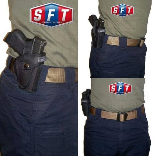 pistolera ambidiestra para arma compacta semper fi tactical®