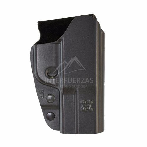 pistolera bersa bp9 tactica termoformada policial