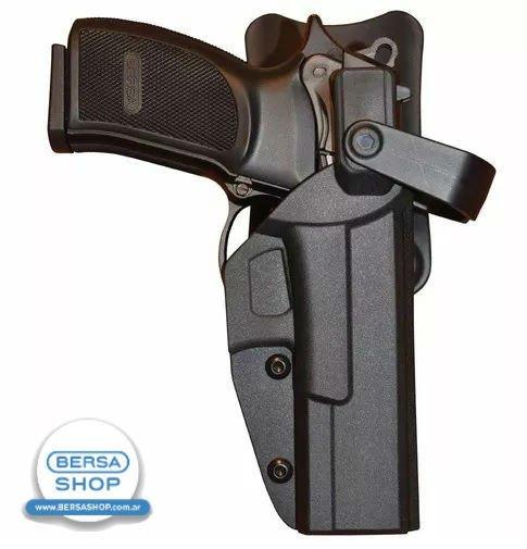 Pistolera Houston Nivel 3 De Seguridad Bersa Thunder 9/40